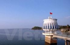 Hồ Dầu Tiếng cắt nước 15 ngày để duy tu, sửa chữa