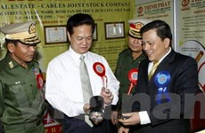 Ủng hộ doanh nghiệp Việt Nam đầu tư ở Myanmar