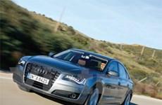 Audi A8 - chiếc sedan biểu tượng của đẳng cấp