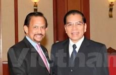 Nỗ lực hơn nữa thúc đẩy hợp tác Việt Nam-Brunei