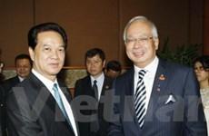 Phát triển sâu rộng quan hệ Việt Nam-Malaysia