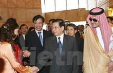 Coi trọng phát triển quan hệ Việt Nam-Arập Xêút
