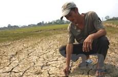 Nước trên hệ thống sông toàn quốc đang cạn kiệt