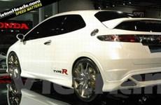 Honda sẽ ngừng sản xuất xe thể thao Civic Type R