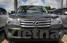 Toyota tạm ngừng sản xuất mẫu xe Lexus GX 460