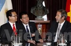 Quốc hội Việt Nam-Argentina tăng cường hợp tác