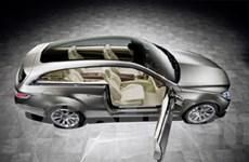 """Mercedes đưa sản phẩm """"độc"""" đến triển lãm Bắc Kinh"""