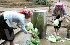 Nước máy lên nhà sàn người Tày ở Thái Nguyên