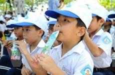 """Huy động """"8 triệu ly sữa"""" cho trẻ em Việt Nam"""