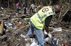 Tai nạn máy bay Kenya năm 2007 do lỗi phi công