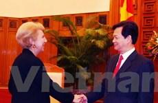 Thủ tướng tiếp các đại sứ Hy Lạp và Sri Lanka