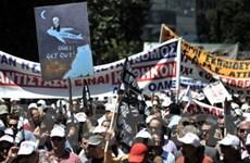 Hy Lạp giảm chi tiêu chính phủ để nhận cứu trợ