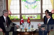 Việt Nam sẵn sàng tăng cường quan hệ với Latvia