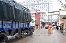 Nhiều khó khăn trong kiểm dịch cửa khẩu Lạng Sơn
