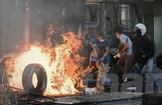 Bangkok náo loạn vì các vụ đốt phá và cướp bóc