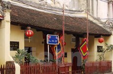 Đền Bạch Mã - Nơi thờ Thành hoàng đất Việt