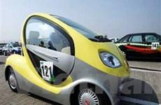 Công ty Trung Quốc và Mỹ cùng sản xuất xe điện