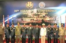 ASEANAPOL cam kết tăng cường hợp tác đa phương