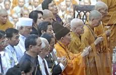 Nhiều hoạt động đón mừng Đại lễ Phật đản 2010