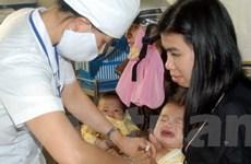 Sẽ tiêm miễn phí 2,3 triệu liều vắcxin 5 trong 1