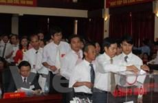 Tạo dân chủ từ đại hội đảng cơ sở điểm Hải Phòng