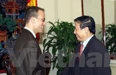 Việt Nam-Hoa Kỳ cần củng cố sự tin cậy lẫn nhau