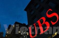 Thụy Sĩ-Mỹ thông qua thỏa thuận về ngân hàng UBS