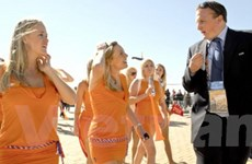 Các nữ cổ động viên Hà Lan sẽ không bị khởi tố