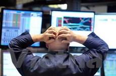 Thị trường chứng khoán châu Á bị mất đà đi lên