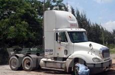 Hải Phòng: Lái xe hạng nặng đổ xô học lấy bằng FC