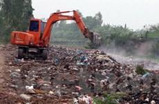 Hà Nội hỗ trợ 100% kinh phí để xây điểm xử lý rác