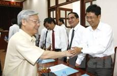 """""""Tây Ninh cần chú trọng công tác xây dựng Đảng"""""""
