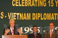 Kỷ niệm 15 năm quan hệ Việt-Mỹ tại Washington