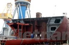 Tổng Công ty Bạch Đằng bàn giao tàu 22.500 tấn