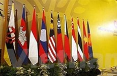 Bàn giao vị trí Chủ tịch Ủy ban ASEAN ở Hàn Quốc