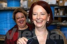 Công đảng Australia gặp bất lợi trước thềm bầu cử