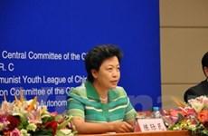 32.000 đại biểu dự Liên hoan thanh niên Việt-Trung