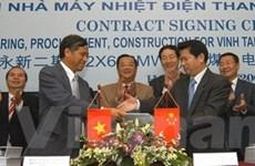 Khởi công xây dựng Nhà máy nhiệt điện Vĩnh Tân 2