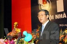 Ông Đinh Thế Huynh đắc cử Chủ tịch Hội nhà báo