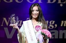 Nguyễn Thanh Huyền trở thành Người đẹp Tài năng