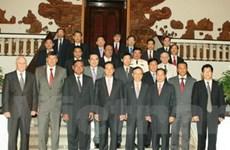 Tăng cường hợp tác giữa cơ quan an ninh các nước