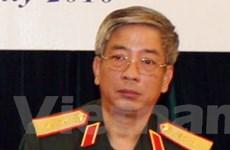 Quan hệ quốc phòng Việt-Trung phát triển tốt đẹp