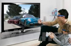 Nhật Bản phát triển công nghệ truyền hình 3D mới