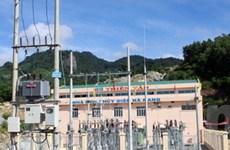 Thủy điện Hà Nang đấu nối vào lưới điện quốc gia