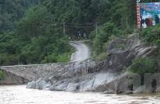 Động đất trên diện rộng ở Quan Sơn, Thanh Hóa
