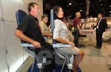 Tiết kiệm chi phí với ghế siêu mỏng trên máy bay