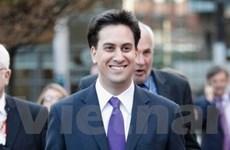 Ed Miliband được bầu làm thủ lĩnh Công đảng Anh