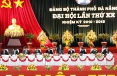 299 đại biểu dự Đại hội Đảng bộ thành phố Đà Nẵng