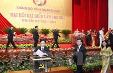 Ông Vũ Đức Đam tái đắc cử Bí thư tỉnh Quảng Ninh