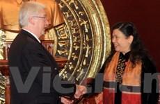 Việt-Đức chia sẻ kinh nghiệm xây dựng luật pháp